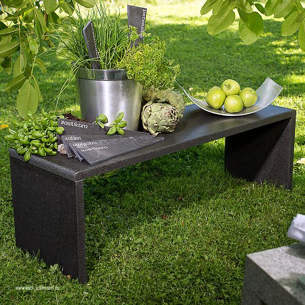 Gartentisch Und Beistelltisch Aus Stein Wick Lebensart